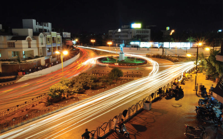 Rajkot City Image