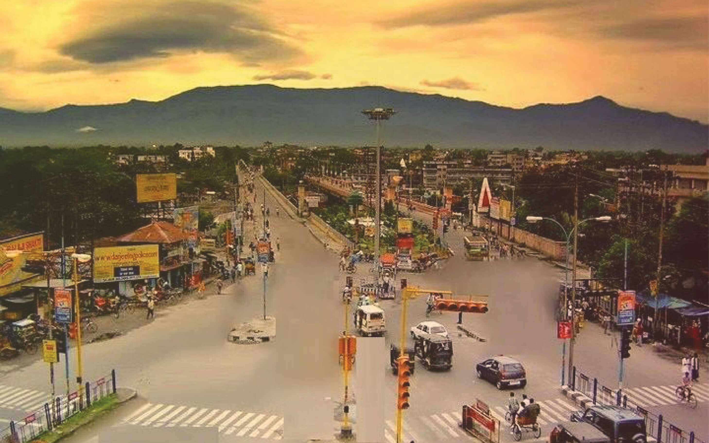Siliguri City Image