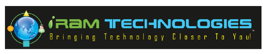 Iram Technologies Logo